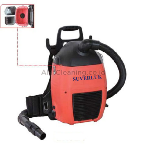 Backpack Dry Vacuum 5 Liter