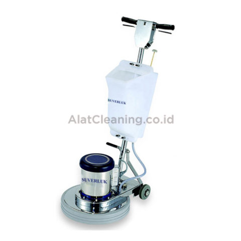 Floor Polisher New Rotano Stainless Steel