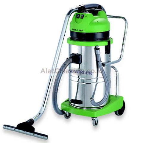Wet & Dry Vacuum 60 Liter