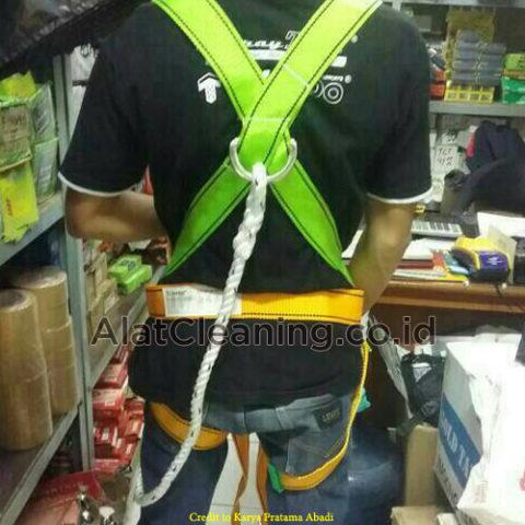 Body Harness tampak belakang