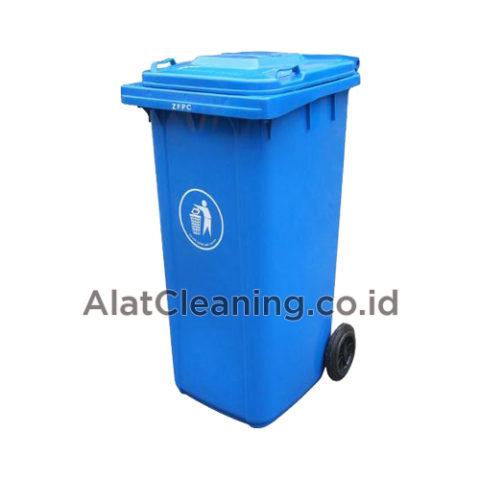 Tempat sampah roda 120 liter