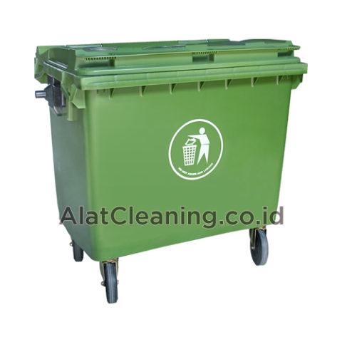 Tempat Sampah 660 Liter