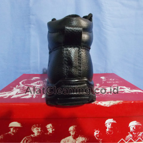 Sepatu Safety Delta (Model Tali)