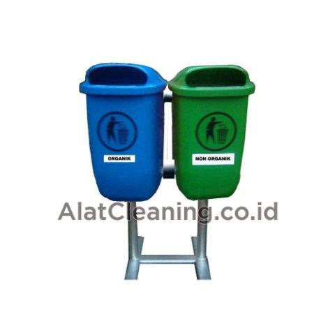 Tempat sampah gantung 2 oval